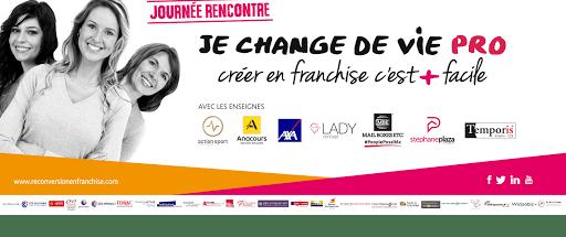 RECONVERSION PROFESSIONNELLE DE FEMMES : changez de métier osez en franchise