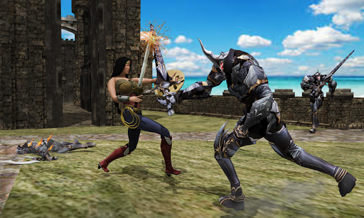 Wonder Girl Fighting & Survival 1.0 {cheat|hack|gameplay|apk mod|resources generator} 2