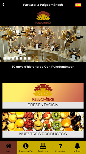 Pastisseria Puigdomènech