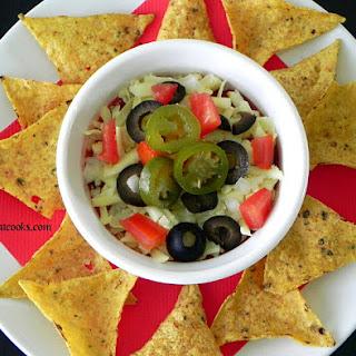 Guacamole Sour Cream Cheese Dip No Beans Recipes