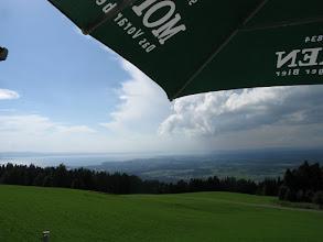 Photo: Blick über den Bodensee