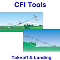 CFI Tools Takeoff and Landing icon