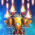 HAWK – Alien Arcade Shooter. Falcon Squad icon