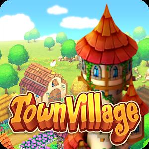Town Village: Farm, Build, Trade, Harvest City 1.8.10 APK MOD