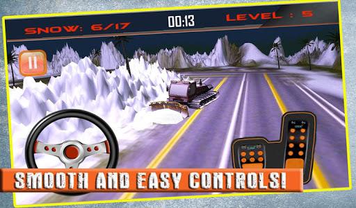 無料模拟Appの実際の雪かきトラックシミュレータ|記事Game