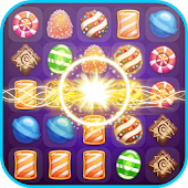 Candy Frenzy Match 3 Puzzle