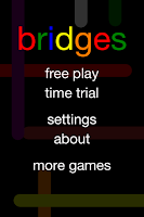 Screenshot of Flow Free: Bridges