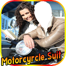 Men Motorcycle Suit v 5.6 app icon