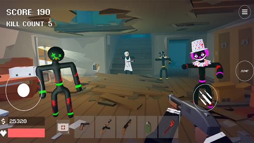 Stickman Combat Pixel Edition 8 screenshots 1