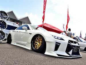 NISSAN GT-R R35 Kuhl complete Editionのカスタム事例画像 ゆーじろーさんの2018年09月28日00:47の投稿