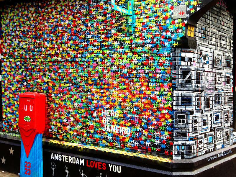 Amsterdam loves you di GabrieleT