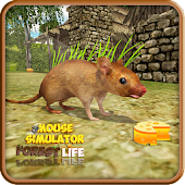 Mouse Simulator - Forest Life Android APK Download Free By MobilePlus