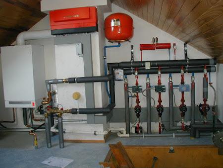 Eco Systems Stookruimte