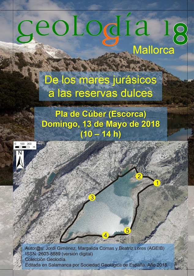 Geolodía 2018 BTTersMallorca