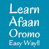 Learn Afaan Oromo Easy Way
