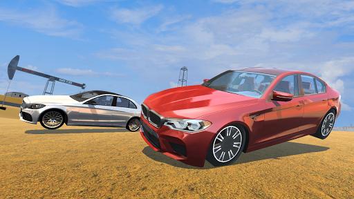 CarSim M5&C63 1.21 screenshots 4