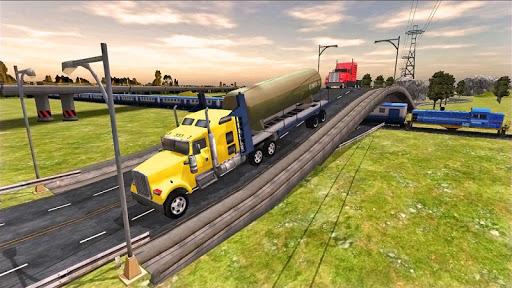 Truck Sim 2019 5.9 screenshots 12