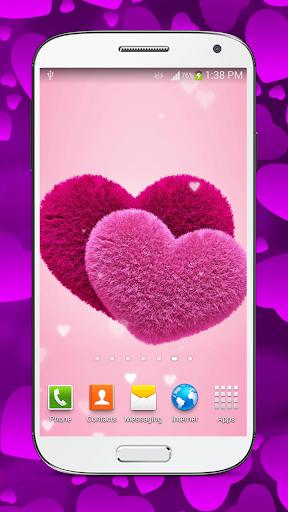 玩免費個人化APP|下載爱心 动态壁纸 - 博爱的心 动态桌布 app不用錢|硬是要APP