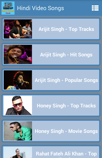 All Hindi Video Songs Latest