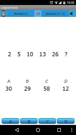 Logical test - IQ 8.92 screenshots 2