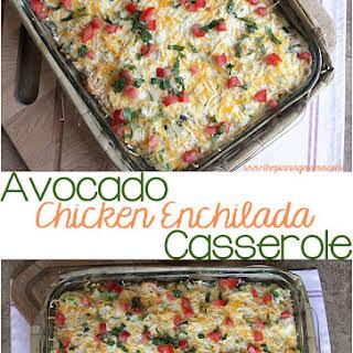 Avocado Casserole Recipes.