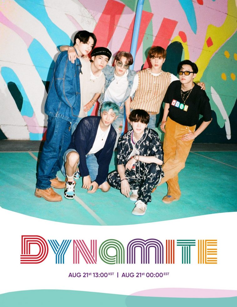 bts dynamite 1