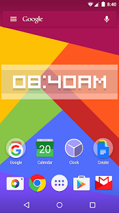 Charge - Icon Pack Screenshot
