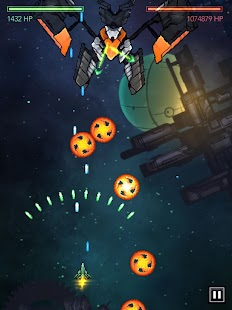 Gemini Strike Space Shooter- screenshot thumbnail