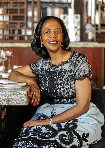 Judy Dlamini, author of 'Equal But Different: Women Leaders' Life Stories',  about the 'intersection between race, gender and social class'.  Picture:  Simphiwe Nkwali