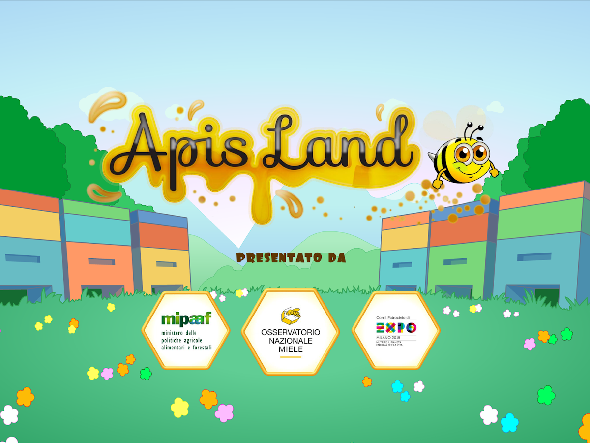Apisland- screenshot