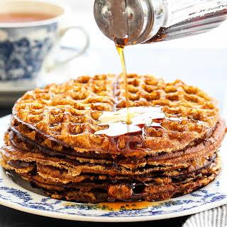 Almond Flour Waffles Recipes.