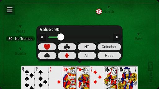 French Coinche - Free 3.1.6 screenshots {n} 3