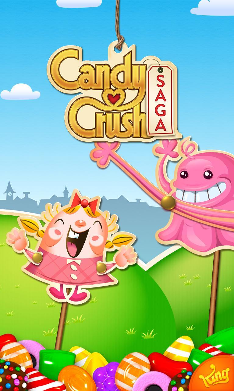 Candy Crush Saga screenshot #5