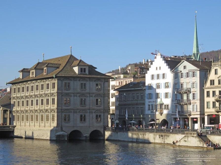 Roteiro de um dia em Zurique | Suíça