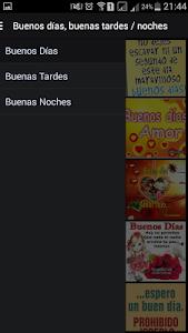 Buenos Días, Tardes, Noches screenshot 4