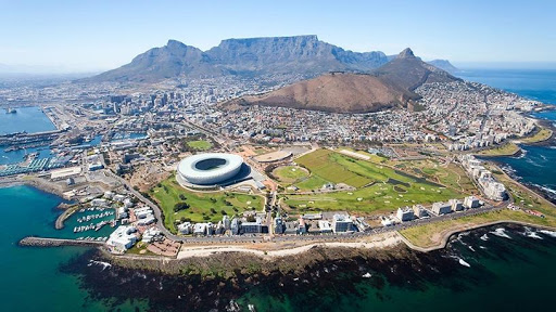 Cape Town gets its first 5G network.