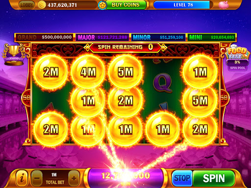 Golden Casino: Free Slot Machines & Casino Games 1.0.384 screenshots 24