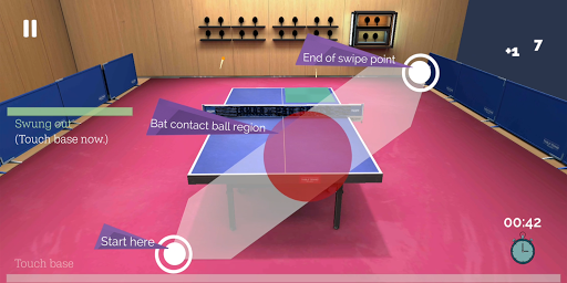 Télécharger Gratuit Table Tennis ReCrafted! APK MOD (Astuce) screenshots 4