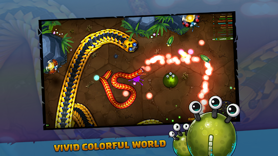 Little Big Snake MOD APK 2.6.33 (VIP Enabled) 1