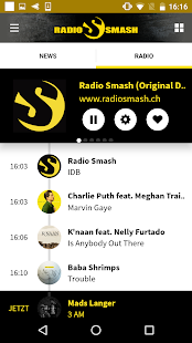 Radio Smash – Miniaturansicht des Screenshots