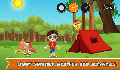 Weather Activities For Toddler v1.0.0