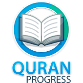 Quran Progress - Learn and understand the Quran Icon