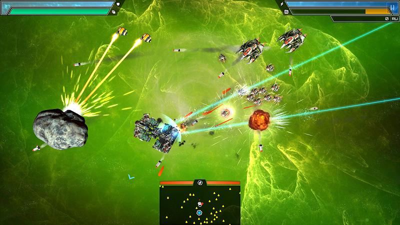 Starlost - Space Shooter Screenshot 4