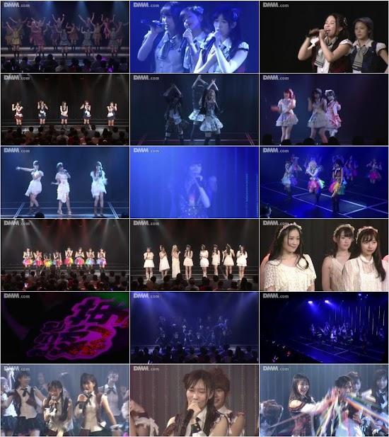 (LIVE)(公演) NMB48 チームM「RESET」公演 160611 160614