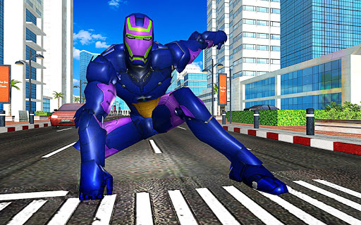 Iron Hero: City Legend Battle Jeux (apk) téléchargement gratuit pour Android/PC/Windows screenshot