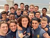 """Adrien Bongiovanni, buteur avec les U17: """"On a raté trop d'occasions, mais on va rectifier ça"""""""