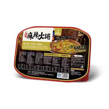 「絕代雙椒-新版」正宗四川巴蜀懶人火鍋