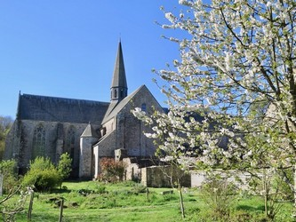 photo de Abbaye de Boquen (communauté du Chemin Neuf)