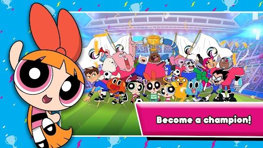 Toon Cup – Cartoon Network's Soccer Game Apk Latest Version Download For Android 8