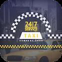 Taxi 24x7 icon